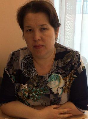 Чернышова Рузана Ильдаровна