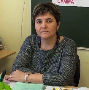 Максимовская Елена Тагировна